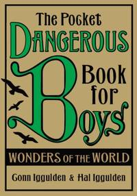 image of The Pocket Dangerous Book for Boys: Wonders of the World