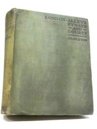 image of London Alleys Byways & Courts