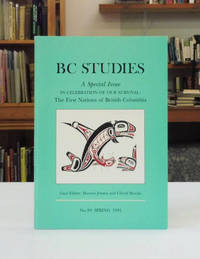 BC Studies A Special Issue In Celebration of Our Survival: