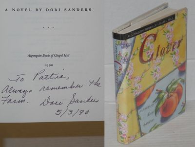 Chapel Hill: Algonquin Books, 1990. Hardcover. 183p., personal inscription signed by the author, ver...