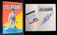 The Life and Times of Little Richard (Signed, PSA-Certified)
