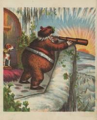 Santa with Telescope.