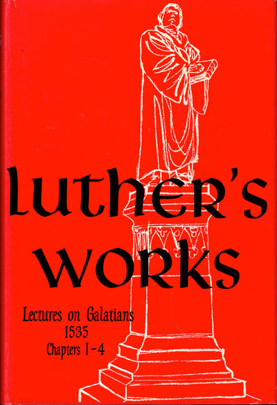 Saint Louis: Concordia Publishing House, 1963. Hardcover. Very good. Ffith printing. x, 461pp+ index...