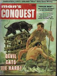 image of MAN'S CONQUEST: November, Nov. 1957