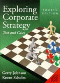 Exploring Corporate Strategy: Text and Cases by  Kevan Scholes - Paperback - from World of Books Ltd (SKU: GOR001504321)