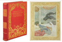 Rubáiyát of Omar Khayyám Rendered into English verseby Edward Fitzgerald. With illustrations by Edmund Dulac.