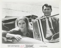 Contempt [Le Mepris] (Two original photographs from the US release of the 1963 French film)