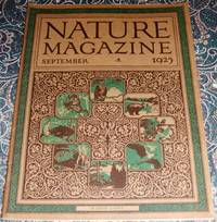 image of An Original Vintage Issue of Nature Magazine for September 1925