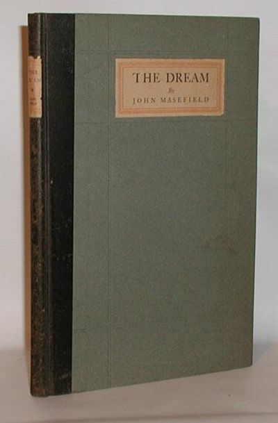 New York: The Macmillan Company, 1922. Signed, limited first Edition. Very good in 1/4 black cloth a...
