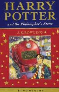 Harry Potter And The Philosophers Stone By Jk Rowling Paperback