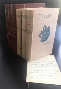 Trilby : First Issue In Three Volumes : In Exceptional Condition With A H/W Letter From The Author