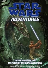 image of Star Wars Adventures : Luke Skywalker and the Treasure of the Dragonsnakes (Vol. 3): v. 3