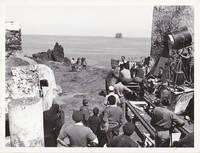 image of Stromboli (Original photograph on the set of the 1950 film)