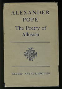 Alexander Pope : The Poetry of Allustion