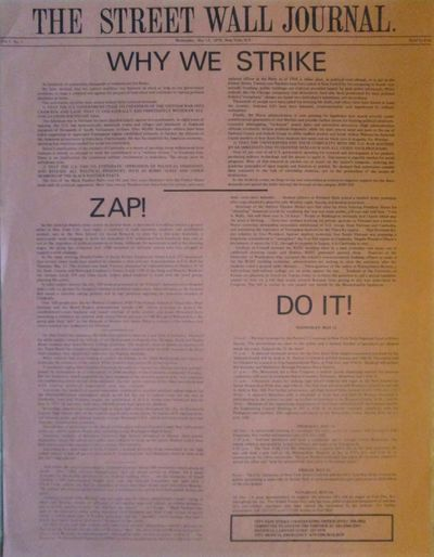 The Street Wall Journal