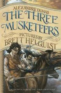 image of The Three Musketeers: Iillustrated Young Readers' Edition