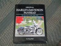 Original Harley-Davidson Panhead the Restorer's Guide 1948-1965
