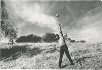 image of Original candid photograph of Anthony Perkins outdoors, circa 1960s