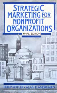 image of Strategic Marketing for Nonprofit Organizations.