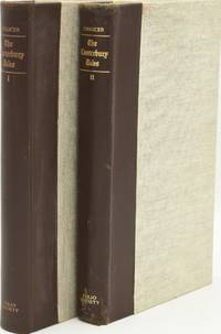 THE CANTERBURY TALES. TRANSLATED INTO MODERN ENGLISH. (TWO VOLUMES)