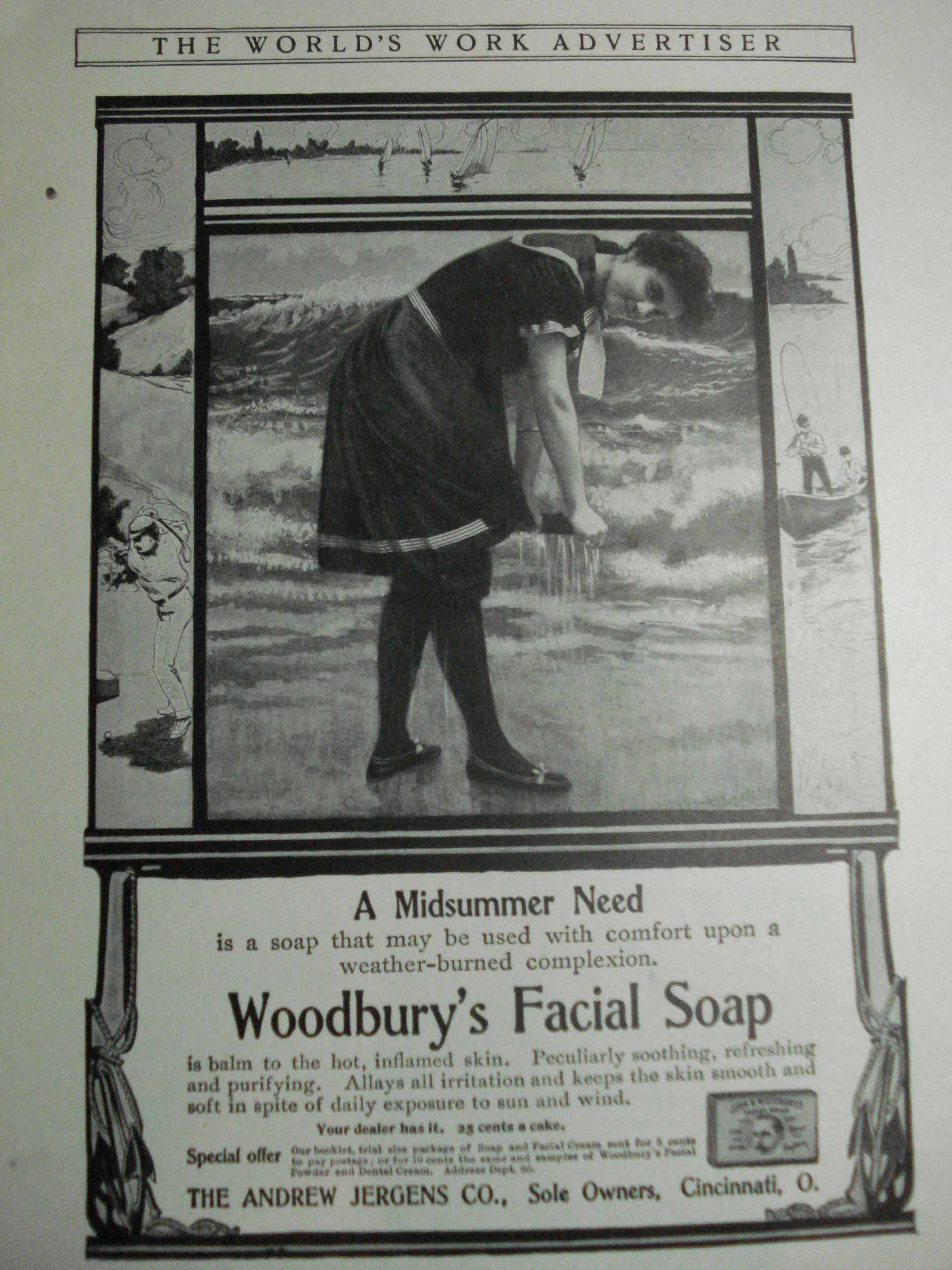 Opinion you Woodbury facial soap variant does