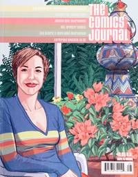 image of Comics Journal #270 August 2005