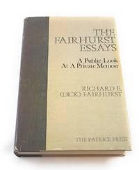 The Fairhurst essays: A public look at a private memoir