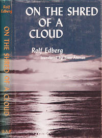 On the Shred of a Cloud Notes in a Travel Book by  Rolf Edberg - First English Edition  - 1969 - from BOOX and Biblio.co.uk