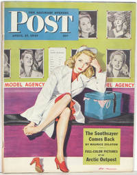 The Saturday Evening Post.  1943 - 04 - 17
