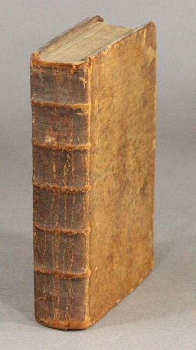 Paris: Guillaume de Luyne, 1658. Second edition (first published 1653), 8vo, pp. , 273 leaves (paral...