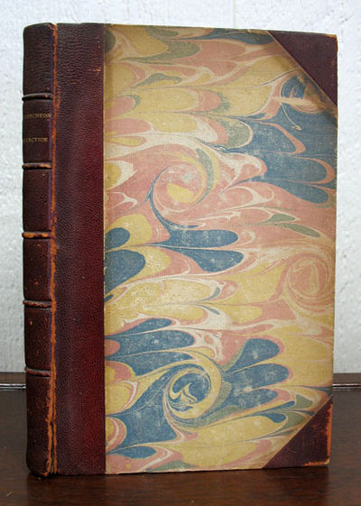 New York: American Art Association, 1926. 1st edition. Half-leather binding with marbled boards. Ori...