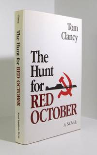 The Hunt for Red October {1st/1st; Signed}