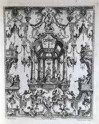 Collected volume of ornament prints by  publisher  Jeremias - Hardcover - 1724 - from Musinsky Rare Books, Inc. (SKU: 2452)