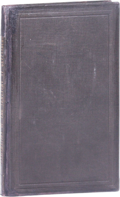 Boston: Little, Brown & Co, 1864. First Edition. Hardcover. A significant early printing of what may...