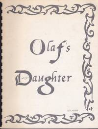 Olaf's Daughter by Ruth Modrow - 1985