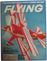 Flying Magazine. January, 1971. Vol. 88, No. 1