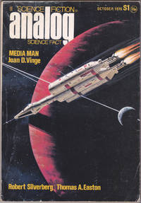 Analog Science Fiction / Science Fact, October 1976 (Volume 96, Number 10)