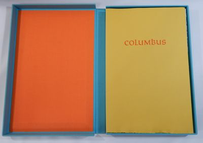 Kentfield: The Allen Press, 1972. Limited edition. Wraps. Fine. Folio. One of 140 copies finely prin...