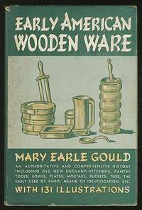 Early American Wooden Ware & Other Kitchen Utensils