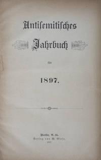 Antisemitisches Jahrbuch für 1897