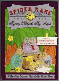 Spider Kane and the Mystery Under The May-Apple [COLLECTIBLE ADVANCE READING COPY]