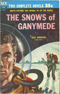 image of War of the Wing-Men / The Snows of Ganymede (Signed Vintage Paperback)