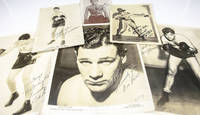American Boxing Champions Signed Photograph Collection.