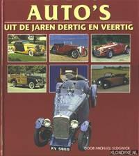 Auto's uit de jaren dertig en veertig