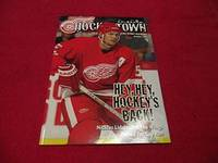 Hockey Town Inside : The Official Magazine of the Detroit Red Wings [October 2005]