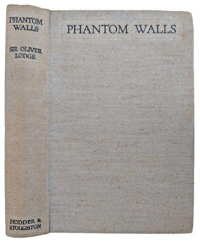 London:: Hodder and Stoughton, 1929., 1929. 8vo. xiii, , -250, pp. Beige blind-stamped black printed...