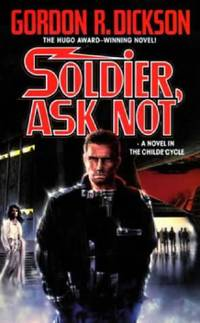 image of Soldier, Ask Not (Childe Cycle)