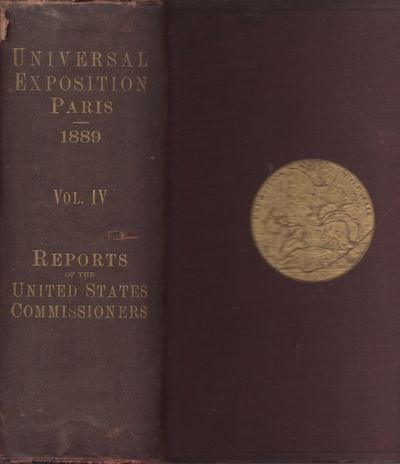 Washington DC: Government Printing Office, 1891. Hardcover. Fair. Thick quarto. Part IV only. x, 858...