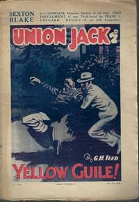 "THE UNION JACK: May 9, 1931 (Sexton Blake)(""Yellow Guile!"")"