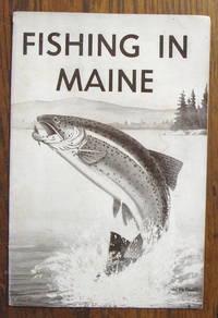 image of FISHING IN MAINE & MAINE INLAND FISHING